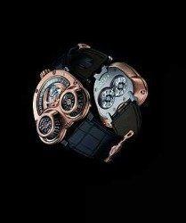 MB & F brechen bei ihren Modellen mit den Konventionen des Zeitmesser-Designs
