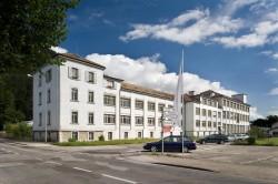 FEF-Gebäude aus der Blütezeit der Uhrmacherei: Chopard Manufacture SA