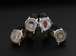 """Zum zweiten Mal präsentiert Vacheron Constantin eine Serie mit """"Masken-Uhren"""""""