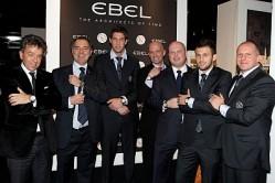Im Rahmen der Millionaire Fair stellte Ebel eine Edition für Ajax Amsterdam vor