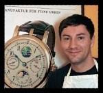 Alexander Klar aus Göhra hat den diesjährigen Bundeswettbewerb des Uhrmacherhandwerks gewonnen