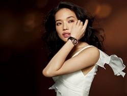 Präsentiert künftig die Damenuhren von Frédérique Constant: Die Schauspielerin Shu Qi