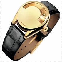 Premierenmodell: Mit »101« kreieren Martin Frei und Felix Baumgartner ihre erste gemeinsame Uhr, die 1997 präsentiert wird