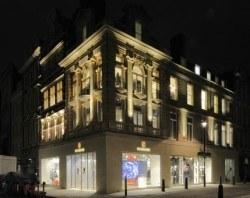 Stilvoll von Außen und von Innen: Flagship-Store von Victorinox in London