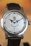 Armin Manteis Uhren – hier die Ras Algheti – sind Unikate. Si können aber in ähnlicher Ausführung bestellt werden