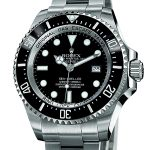 3. Rolex Sea Dweller Deep Sea