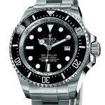 3. Rolex Sea Dweller Deep Sea