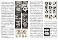 John Goldberger, Longines Watches, Seiten 6-7