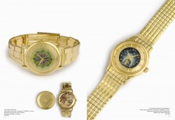 John Goldberger, Omega Watches, Seiten 194-195