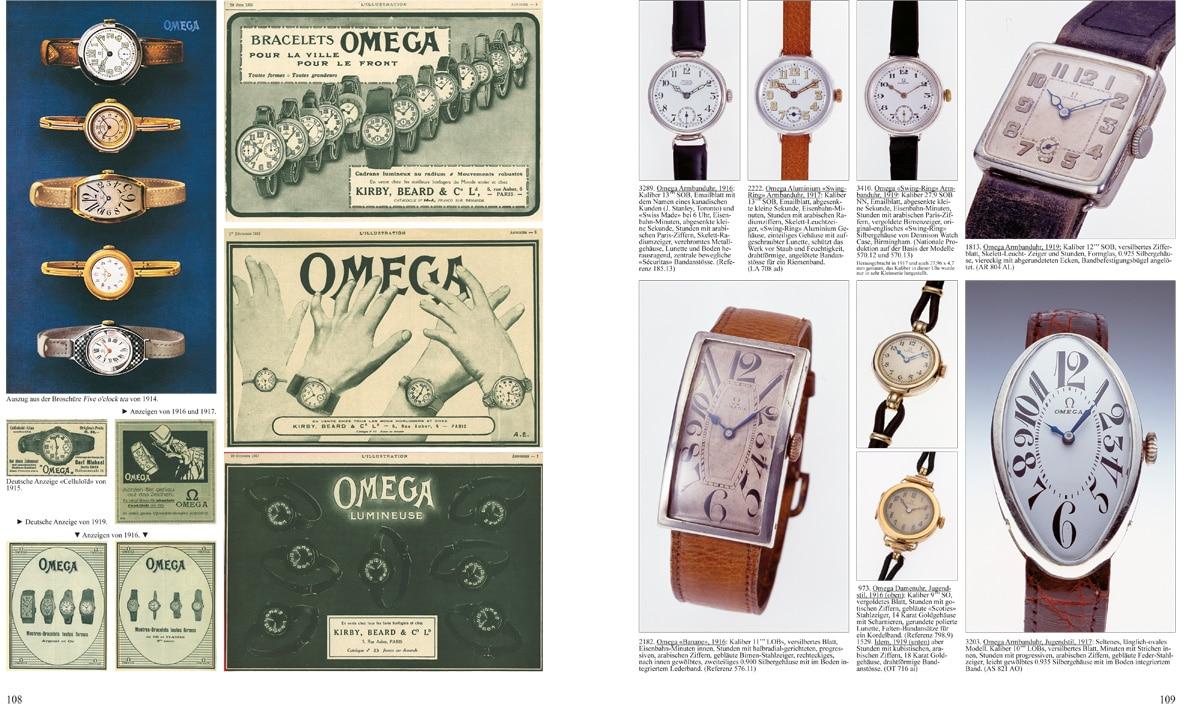 Marco Richon, Omega – Reise durch die Zeit, Seiten 108-109