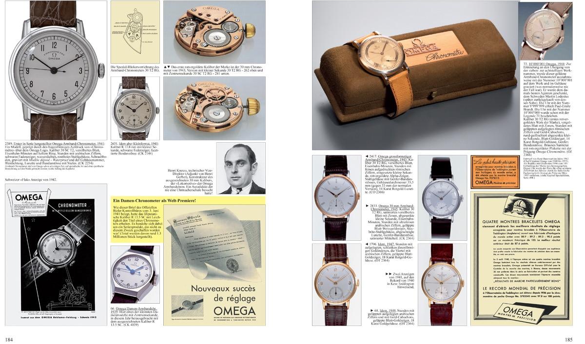 Marco Richon, Omega – Reise durch die Zeit, Seiten 184-185