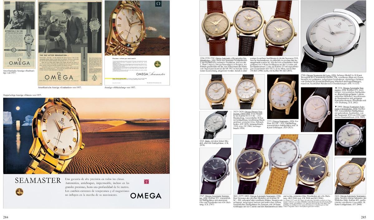 Marco Richon, Omega – Reise durch die Zeit, Seiten 284-285
