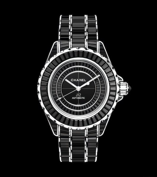 Zum eleganten Äußeren gehört bei Chanel auch ein standesgemäßer Inhalt: das AP-Kaliber 3125