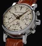 Die Uhren von Doctors tragen stets den Namen eines berühmten Artzes