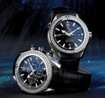 Black Beauty von Omega: Die Seamaster Planet Ocean Jewellery