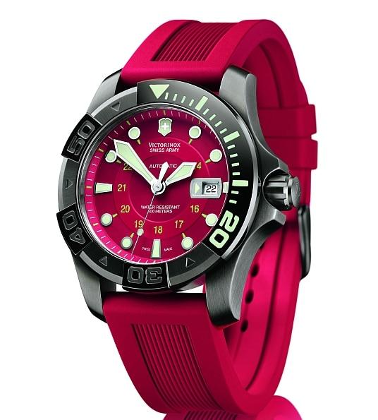 Revolution im Gehäuse: Victorinox Dive Master 500