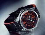 Uhr für die meistfrequentierten Flughäfen der Welt: Hamilton GMT Air Race