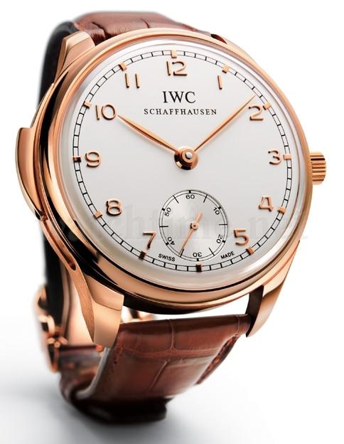 Im Stile einer Savonette-Uhr präsentiert sich das Kaliber 98950