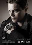 Das Maskuline der Uhr: Leonardo DiCaprio mit Aquaracer 500