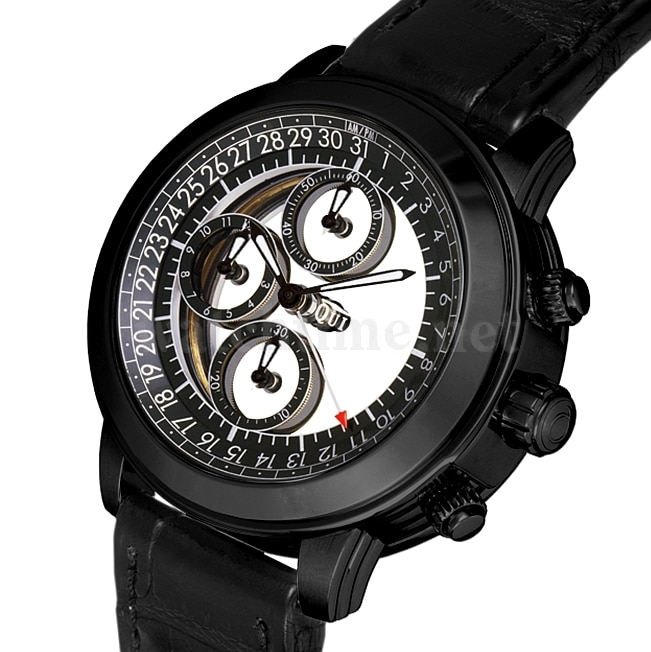 Quinting Chronograph Black Top