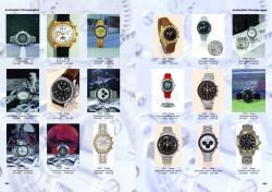 Wolfgang Salm, Uhrenpreisführer Armband- und Taschenuhr-Chronographen, Seiten 232-233