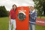 Philippe Roten (Geschäftsführer der Swatch Group Deutschland) und Heiner Lauterbach