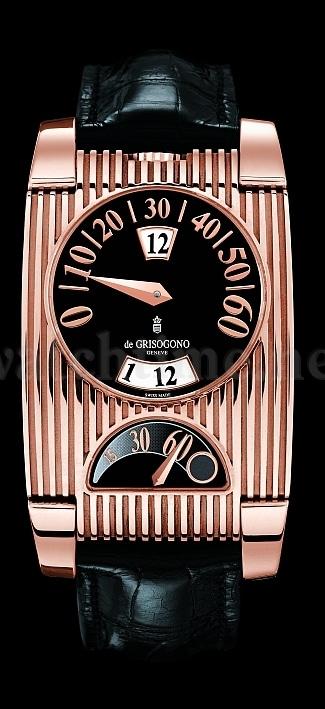 Stunden und zweite Zeitzone digital: die FG One N04
