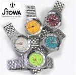 Von STOWA: Modelle Prodiver mit farbigen Zifferblättern