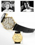 """Die vielgeschiedene Diva Zsa Zsa Gabor stand zwar nicht mit Brando für """"Die Faust im Nacken"""" vor der Kamera, schenkte ihm aber zu diesem Film eine goldene Uhr"""