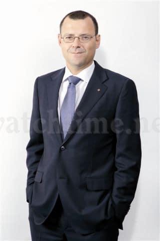 Der Neue Chef von Patek Philippe: Thierry Stern