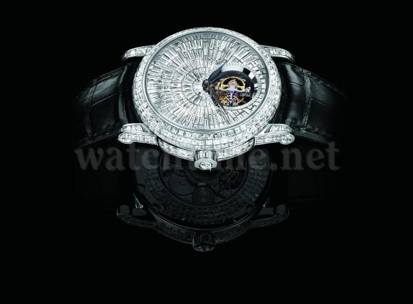 Strahlendes Paar: Haute Horlogerie trifft Haute Joaillerie