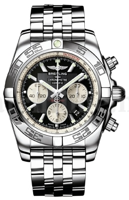 """""""Sportliche Dynamik"""": Das Publikum wählte die Breitling Chronomat B01"""