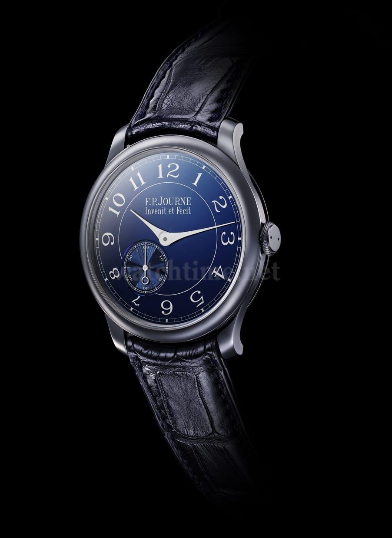 Die Uhr in Blau wird nur 166 -mal gebaut: Chronomètre Bleu von F.P. Journe