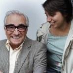Mentor und Meisterschülerin 2008-2009: Filmemacher Martin Scorsese und Celina Murga