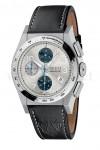 Auch mit Stahlband erhältlich: der Pantheon Automatik Chronograph von Gucci