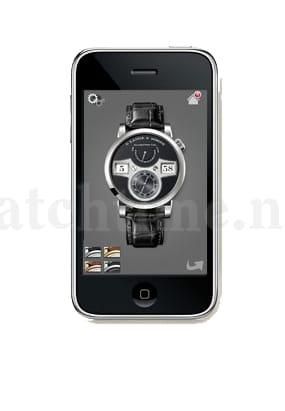 Die Lange Zeitwerk kann jetzt auch auf dem iPhone betrachtet werden