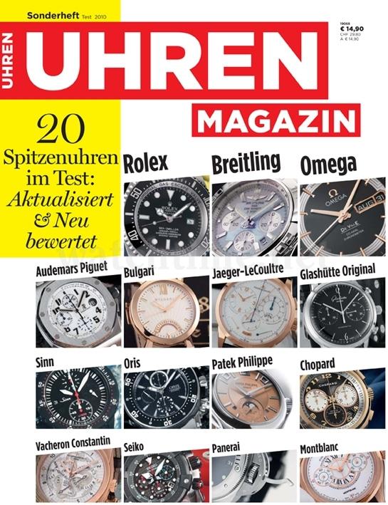 Produkt: Uhren-Magazin Digital 4/2012