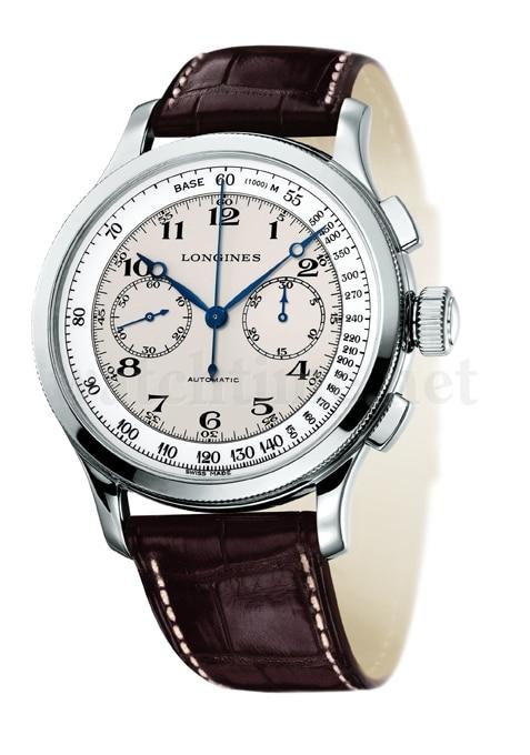Longines Die Andere Lindbergh Uhr Das Uhren Portal