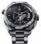 3. Platz: TAG Heuer Grand Carrera Calibre 36 RS Caliper