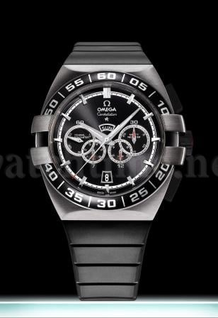 Inspiration Golf: die Constellation Double Eagle Co-Axial 4-Counters