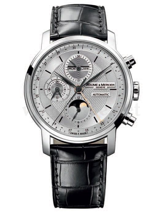 Für den fortgeschrittenen Uhrenliebhaber: der Classima Executives CL Chronograph Vollkalender
