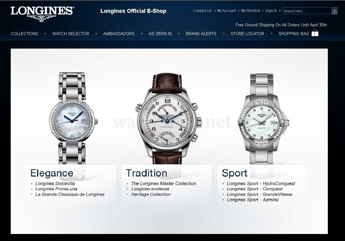 Watches Online Stores