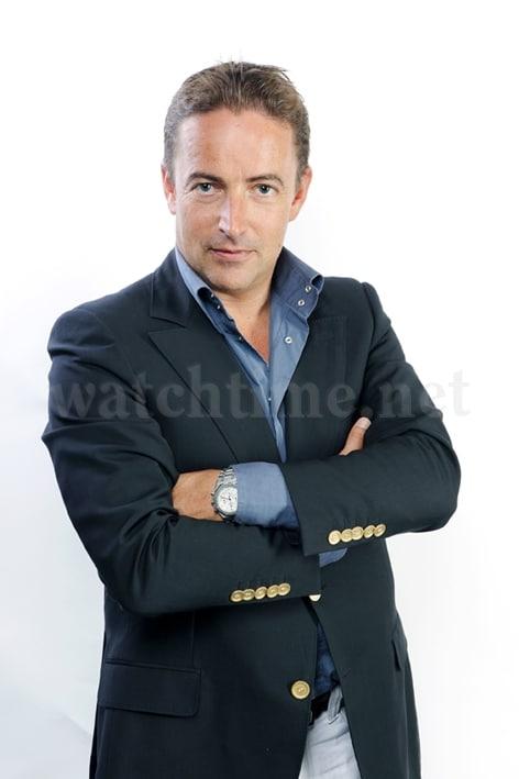 Pierre Jacques der Uhren-Butler