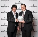 Lionel Messi und Philippe Merk