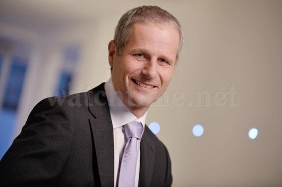 Martin Bachmann, CEO Maurice Lacroix