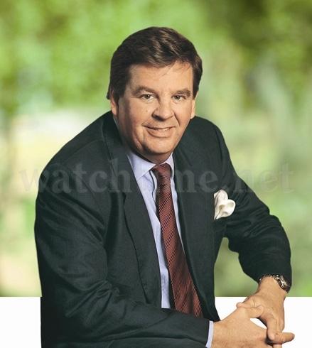 Johann Rupert, CEO Richemont