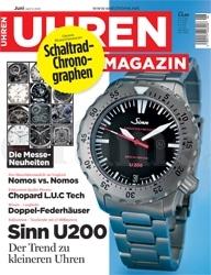 Uhren-Magazin 6.2010