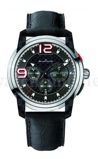 Die neue Saison-Uhr: der L-Evolution Super Trofeo Flyback Chronograph von Blancpain