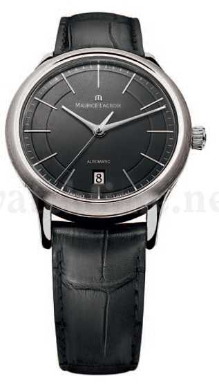 Schlichtes Uhrenmodell: die Les Classiques Date Automatique von Maurice Lacroix