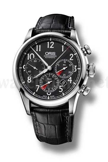 Ruhier Renner: Das Uhrenmodell Raid Chronograph Limited Edition von Oris